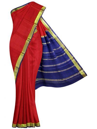EKM-NHB4588469 - Mysore Silk Saree