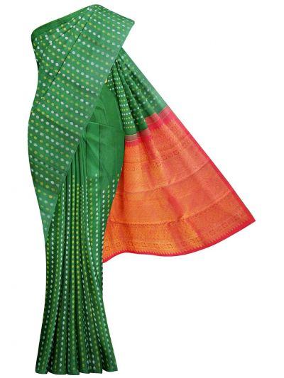 EKM-NHB4598683 - Vivaha Goddess Pure Kanchipuram Silk Saree