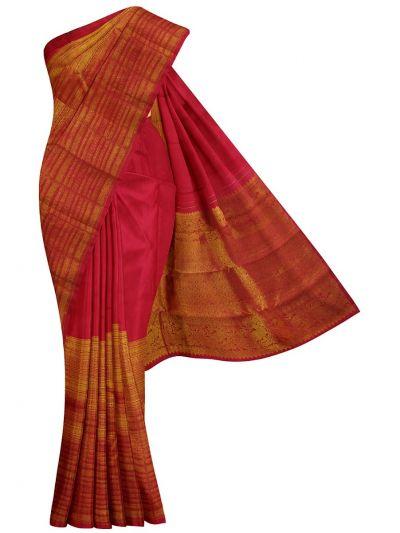 EKM-NHB4598687 - Vivaha Goddess Pure Kanchipuram Silk Saree