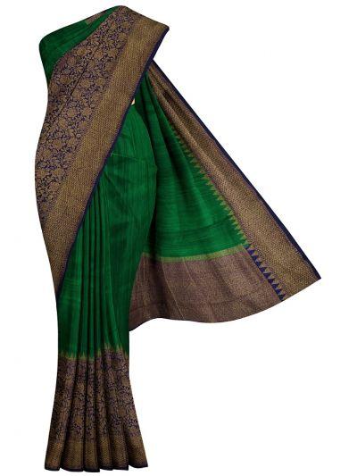 Antique Banarasi Silk Saree - NHB4602162