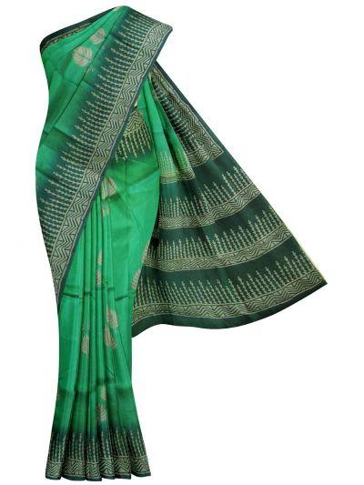 EKM-NHC4859095 - Sahithyam Dupion Tussar Silk Saree