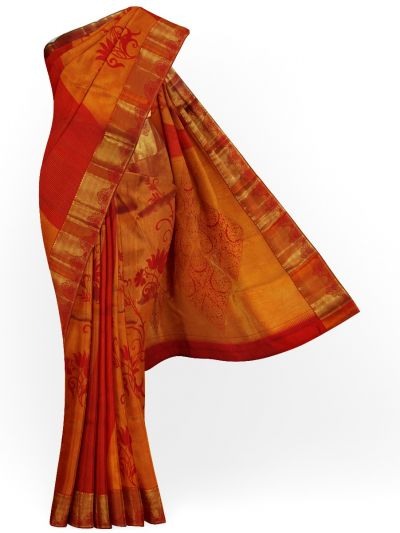 Vivaha Wedding Pure Silk Saree - NHC4909286 - EKM