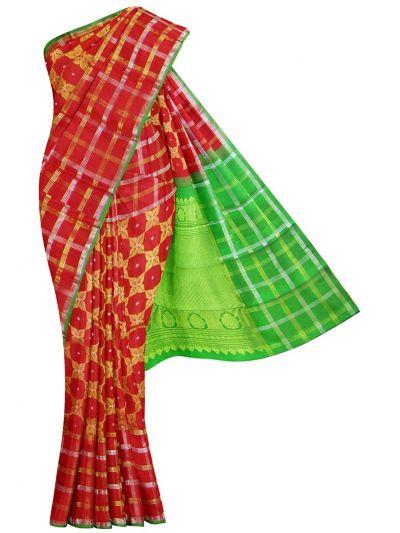 EKM-NHD5039771 - Vivaha Wedding Pure Silk Saree