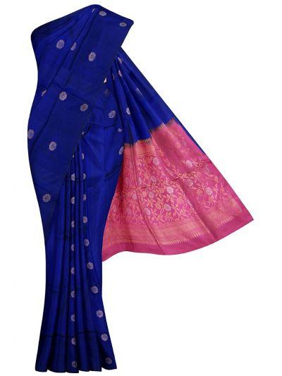 Soft Silk Saree - NHD5085896-EKM