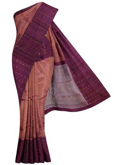 EKM-NHD5127698 - Vivaha Wedding Pure Kanchipuram Silk Saree