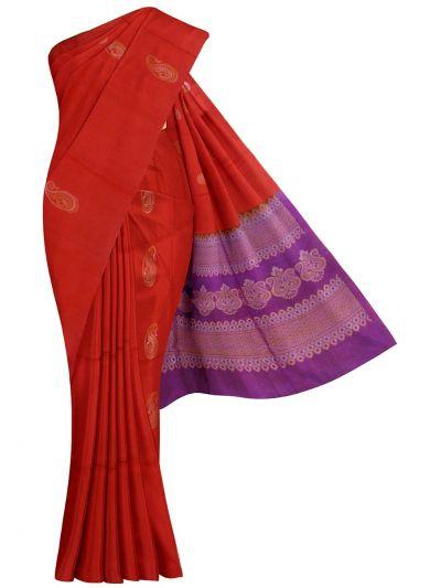 Soft Silk Saree - EKM - NHD5129637