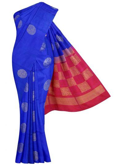 Soft Silk Saree - EKM - NHD5130630