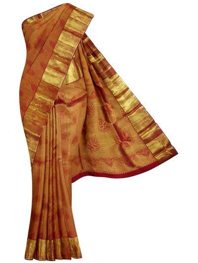 Vivaha Wedding Silk Saree - EKM - NHD5298248