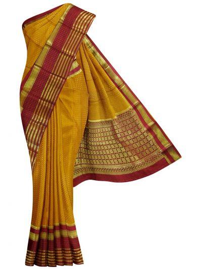 EKM-NIA5585570 - Mysore Silk Saree