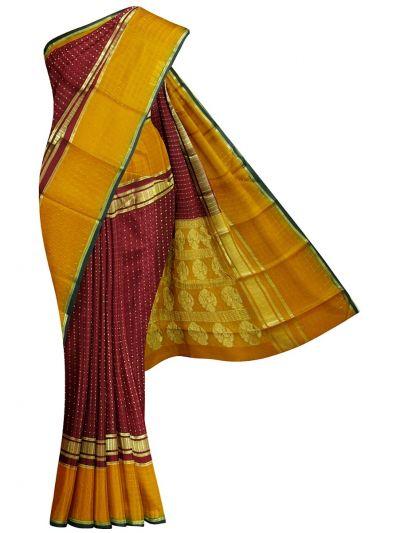 EKM-NIA5585574 - Mysore Silk Saree