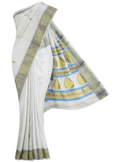 Women's Kerala Traditional Saree - EKM - NIA5808148