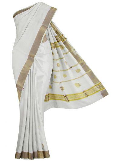 Women's Kerala Saree - NIB5934990-EKM