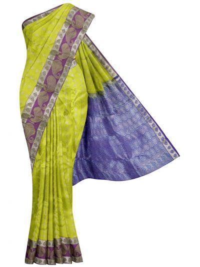 Gift Art Silk Saree - NIB6061176