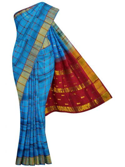 NID7220155 - Arani Silk Cotton Saree