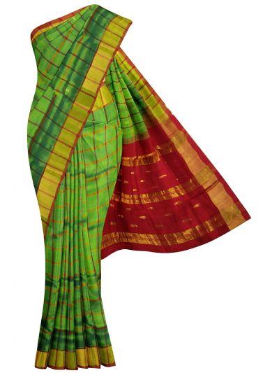 NID7220166 - Arani Silk Cotton Saree