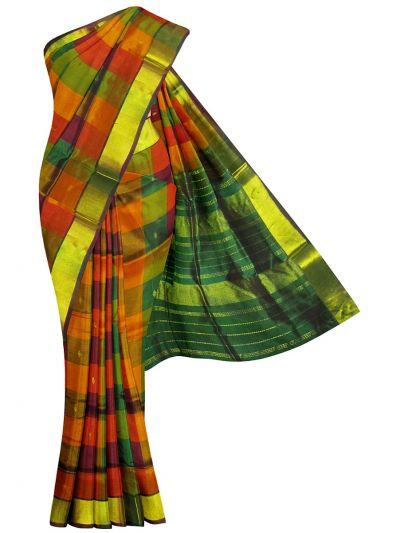 NID7220176 - Arani Silk Cotton Saree
