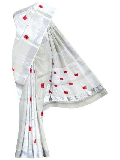 Women's Kerala Traditional Saree  - NJA8999470