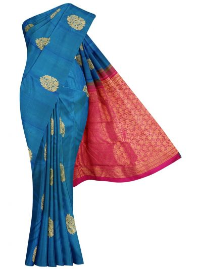 NJA9655082 - Estrila Wedding Silk Saree