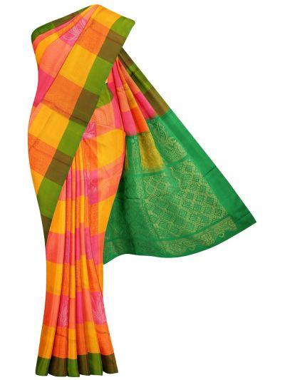 NJA9658718 - Soft Silk Saree