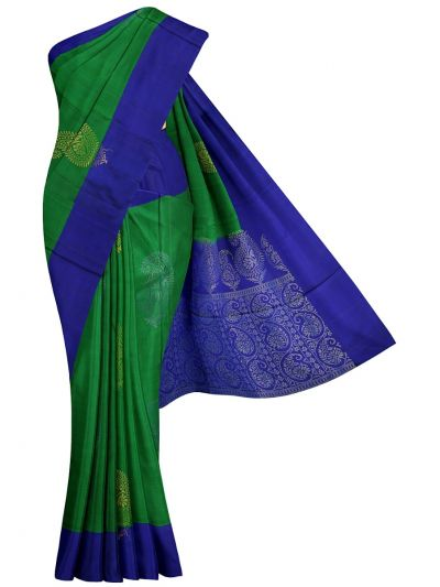 NJA9658724 - Soft Silk Saree
