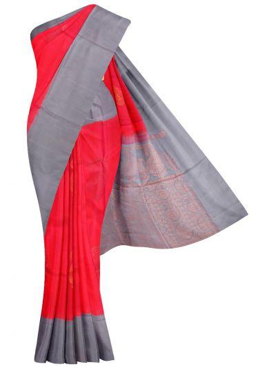 Soft Silk Saree - NJA9658728