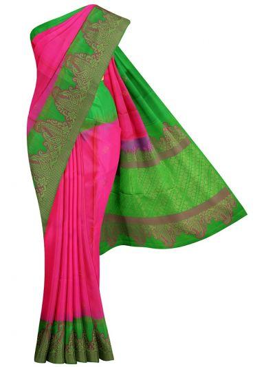 NJA9658743 - Soft Silk Saree