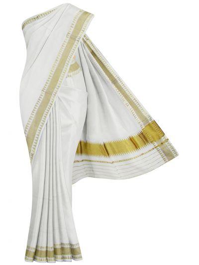 Women's Kerala Saree - NJB0433645-EKM