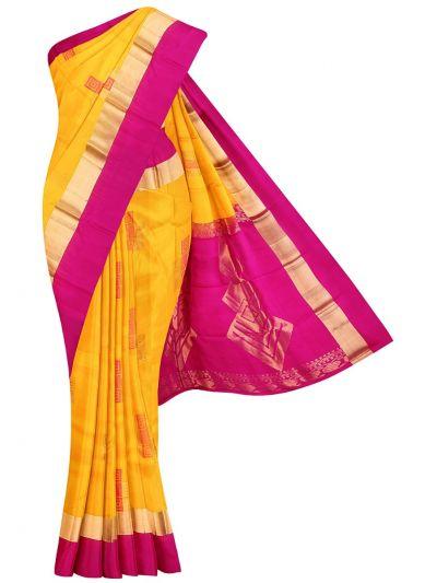 Traditional Uppada Silk Saree - NJC0477509