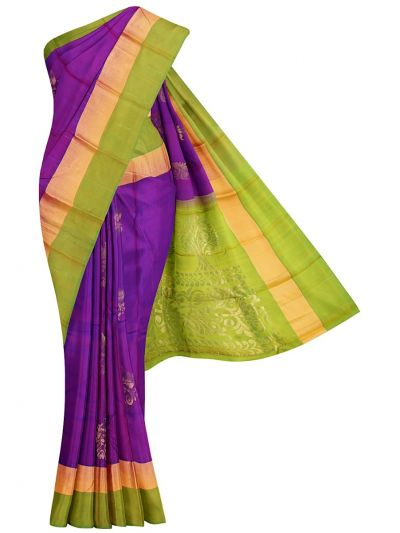 Traditional Uppada Silk Saree - NJC0477529