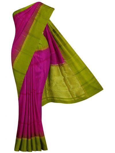 Traditional Uppada Silk Saree - EKM - NJC0477611