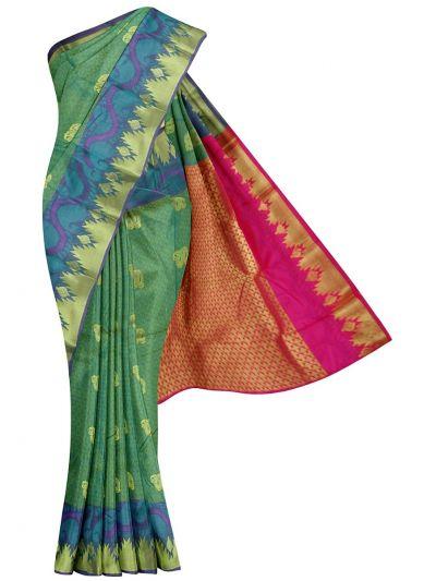 Gift Art Silk Saree  - NJC0495043 - EKM