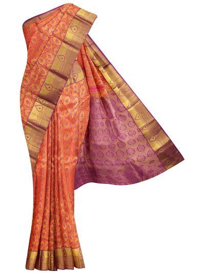 Vivaha Wedding Silk Saree - NJC1091034