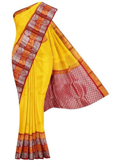 Traditional Silk Saree - NJC1122263