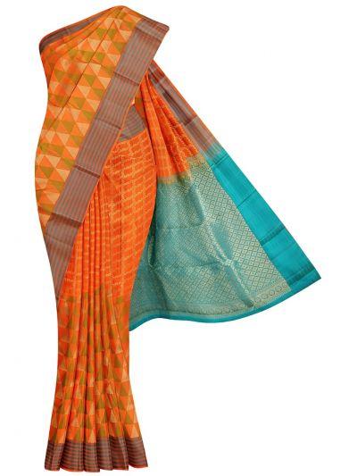 Traditional Silk Saree - NJC1122367