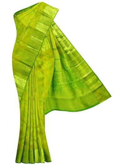 Vivaha Wedding Silk Saree - NJD1246742-EKM