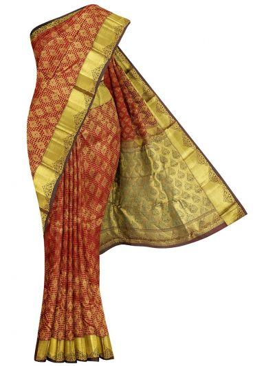 Vivaha Wedding Silk Saree - NJD1326329