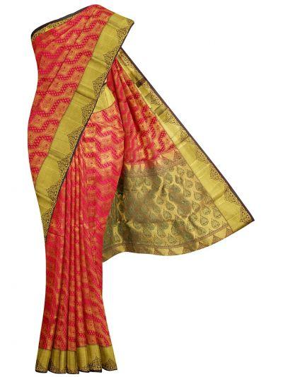 Vivaha Wedding Silk Saree - NJD1326351