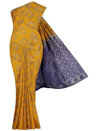 NJD1383672 -  Traditional Uppada Silk Saree