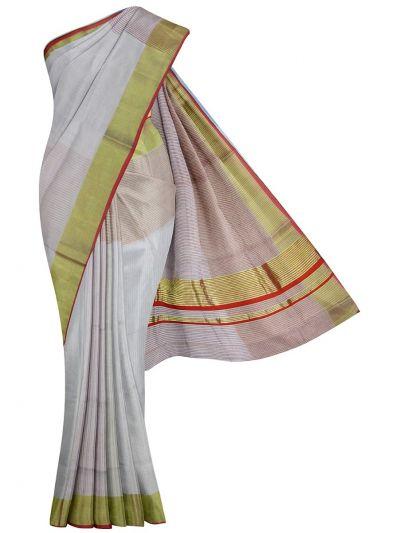 Kerala Traditional Silk Saree - EKM - NJD1428109
