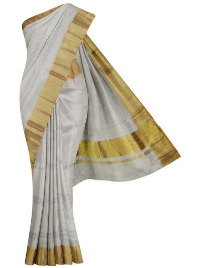 Kerala Traditional Silk Saree - EKM - NJD1428121