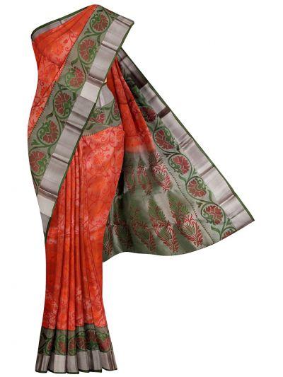 NKA1872109 - Traditional Uppada Silk Saree