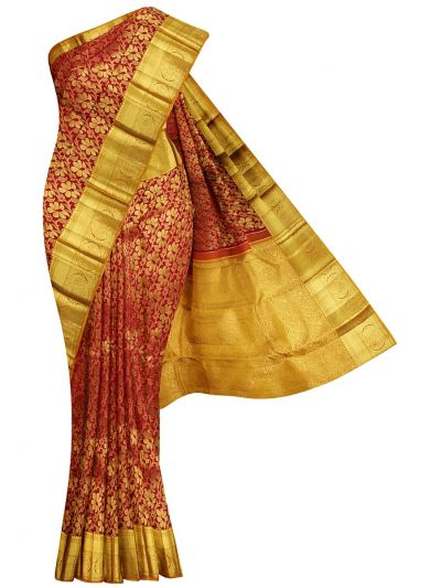 Traditional Silk Saree - NKA1941115