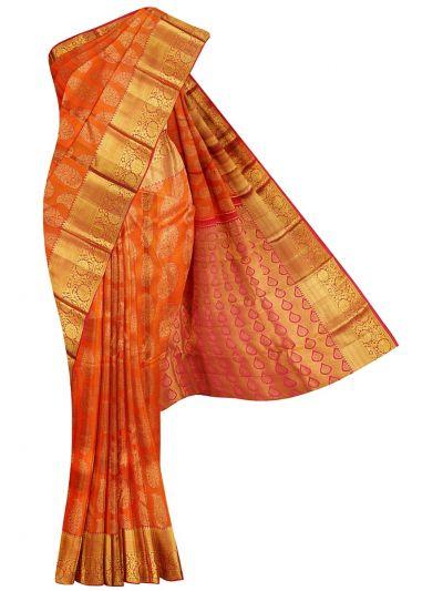 Traditional Silk Saree - NKA1941124