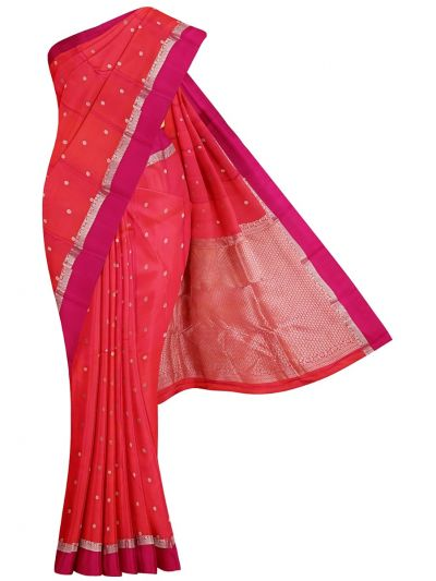 Traditional Silk Saree - NKA1984366