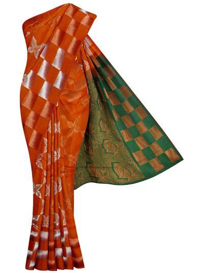 Gift Art Silk Saree  - EKM - NKB3030393