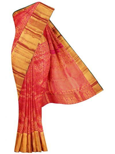 Vivaha Wedding Silk Saree - NKC3440742