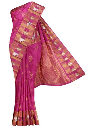 Traditional Silk Saree - NKD4075669