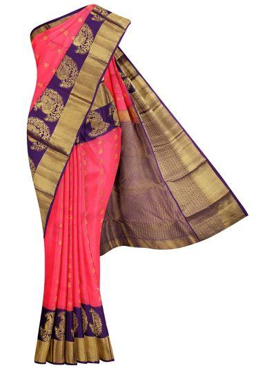 Traditional Silk Saree - NKD4075678
