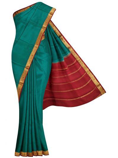 Mysore Silk Saree - NKD4118332