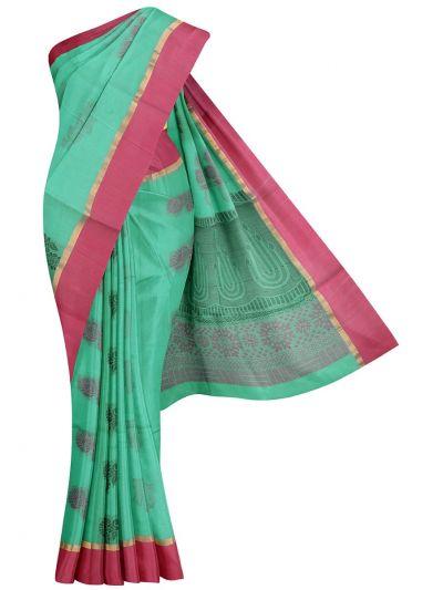 Kanchi Cotton Saree - NLA4538739